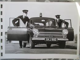 Kent County Constabulary Police Triumph 12 Op 16 Cm - Riproduzioni