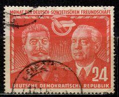 DDR+ 1951 Mi 297 Stalin Pieck GH - DDR