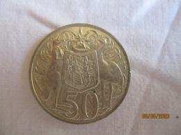 Australie: 50 Cents 1966 (silver) - Zonder Classificatie