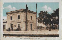 MARTRES TOLOSANE : La Gare Animée- Cheminots - Other Municipalities