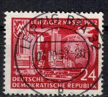 DDR+ 1952 Mi 315 Messe GH - DDR