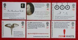 Royal Society Of Arts RSA (Mi 2230-2235) 2004 POSTFRIS MNH ** ENGLAND GRANDE-BRETAGNE GB GREAT BRITAIN - 1952-.... (Elizabeth II)