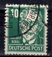 DDR+ 1952 Mi 330 Bebel GH - DDR