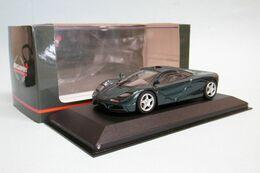 Minichamps - McLaren F1 Roadcar Vert Métallisé Réf. 133430 1/43 - Minichamps