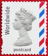 Machin QE II Definitives Worldwide Postcard (Mi 2207) 2004 POSTFRIS MNH ** ENGLAND GRANDE-BRETAGNE GB GREAT BRITAIN - 1952-.... (Elizabeth II)
