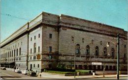 Ohio Cleveland Public Auditorium - Cleveland