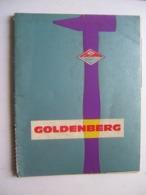 Outillage Goldenberg , Lot De Documentation Illustrée . - France