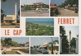 DEPT 33 : édit. Elcé : Le Cap Ferret ; Multivues - Autres Communes
