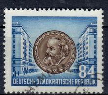 DDR+ 1953 Mi 353 Marx GH - DDR