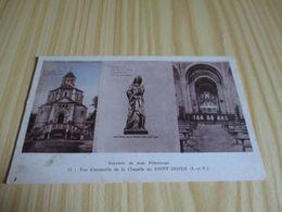 CPA Saint-Didier (35).Vue D'ensemble De La Chapelle. - Autres Communes