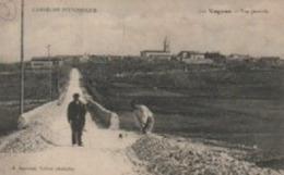 VAGNAS 116 VUE GENERALE  CANTONNIERS - Autres Communes