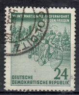 DDR+ 1953 Mi 355 Radrennen GH - DDR