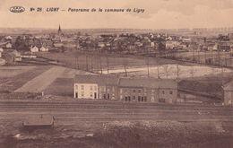Ligny - Panorama De La Commune De Ligny - 1914 - VPF 28 - Sombreffe