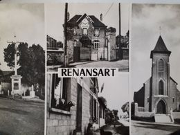 Carte Postale De Renansart, Multivues Vu - Other Municipalities