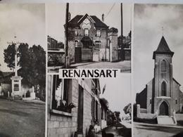 Carte Postale De Renansart, Multivues Vu - Frankrijk