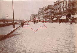 Photo Vers 1900 ROUEN - Quai De Paris (A223) - Rouen