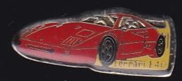 66351- Pin's.Ferrari F40. - Ferrari