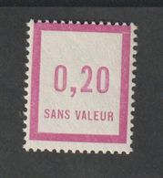 Fictif - Emission 1932 -  F7 -  0,20  Lilas Rose  - Neuf Sans Charnière - Phantom