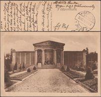 Allemagne / France 1916. Carte De Franchise Militaire. Cimetière Militaire Allemand De Saint-Quentin, Toujours Existant - WW1
