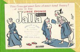 BUVARD & BLOTTER & Linge Eponge JALLA Boussac Saint OMER - Vestiario & Tessile