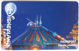 Entrée Passeport Haute Saison Disneyland Paris 1995 - Eintrittskarten