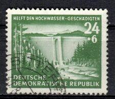 DDR+ 1954 Mi 431 Talsperre GH - DDR