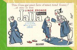 BUVARD & BLOTTER & Linge Eponge JALLA Boussac - Vestiario & Tessile