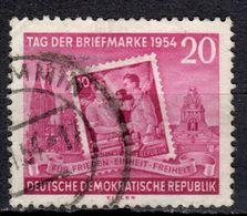 DDR+ 1954 Mi 445 Tag Der Marke GH - DDR