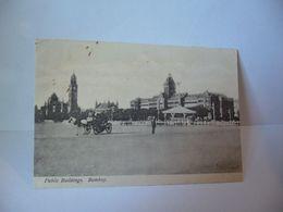 INDIA INDE Bombay Mumbai PUBLIC BUILDINGS BOMBAY CPA - Inde