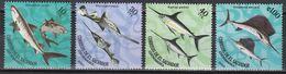 El Savador 1971 - Mi.Nr. 1047 - 1050 - Postfrisch MNH - Tiere Animals Fische Fishes - Vissen