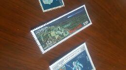 LAOS COMETA HALLEY 1 VALORE - Briefmarken