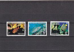 Polinesia Nº 147 Al 149 - Polinesia Francese