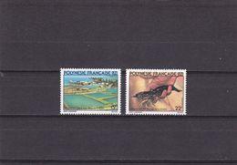 Polinesia Nº 150 Al 151 - Polinesia Francese