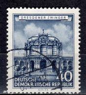 DDR+ 1955 Mi 496 Wiederaufbau Dresdens - DDR
