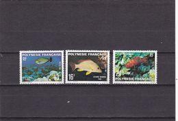 Polinesia Nº 160 Al 162 Con Manchas En La Goma - Polinesia Francese