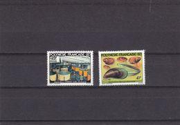 Polinesia Nº 163 Al 164 - Polinesia Francese