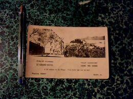 CP Publicitaire Calvi Corse  Le Grand Hôtel  Mme Perry - Calvi