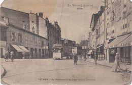 LE PUY EN VELAY Bd St Jean Coins Arrondis - Le Puy En Velay