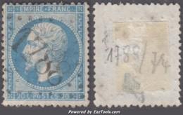 GC 1788 (Héricourt En Caux, (74)), Cote 75€ - Marcophilie (Timbres Détachés)