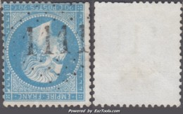 GC 1111 (Conflans-Ste-Honorine, Seine-et-Oise (72)), Cote 10€ - 1849-1876: Classic Period