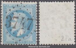 GC 3747 (St-Mars-la-Jaille, Loire-Inférieure (42)), Cote 13€ - 1849-1876: Classic Period