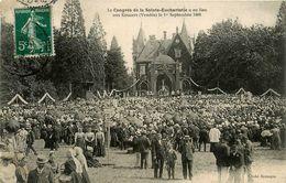 Les Essarts * Le Congrès De La Sainte Eucharistie * 1er Septembre 1908 * Cérémonie Religieuse - Les Essarts