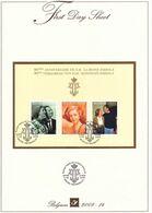Année 2008 : FDS 2008-14 - Bloc 156 - La Reine Fabiola, 80 - 2001-10
