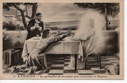 A EMMAÜS - LA SPIRITUALITÉ EST NÉCESSAIRE POUR RECONNAÎTRE LE SEIGNEUR - Otros