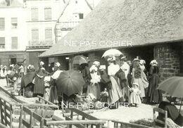 AURAY VERS 1905 Scène De Marché MORBIHAN BRETAGNE - Lieux