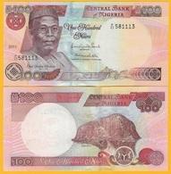 Nigeria 100 Naira P-28k 2011 UNC Banknote - Nigeria