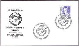 20 Años DESASTRE NUCLEAR DE CHERNOBYL - 20 Years Nuclear Disaster. Bologna 2006 - Atom