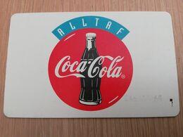 ISLAND 150 KRONER  CHIPCARD  ALLTAF  COCA-COLA  Fine Used **2959** - Iceland