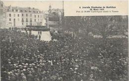 VANNES, Journée Diocésaine Du Morbihan. Près De 50 000 ... - Vannes