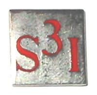 Pin's S3I INGENIERIE ET INFORMATIQUE - Informatique